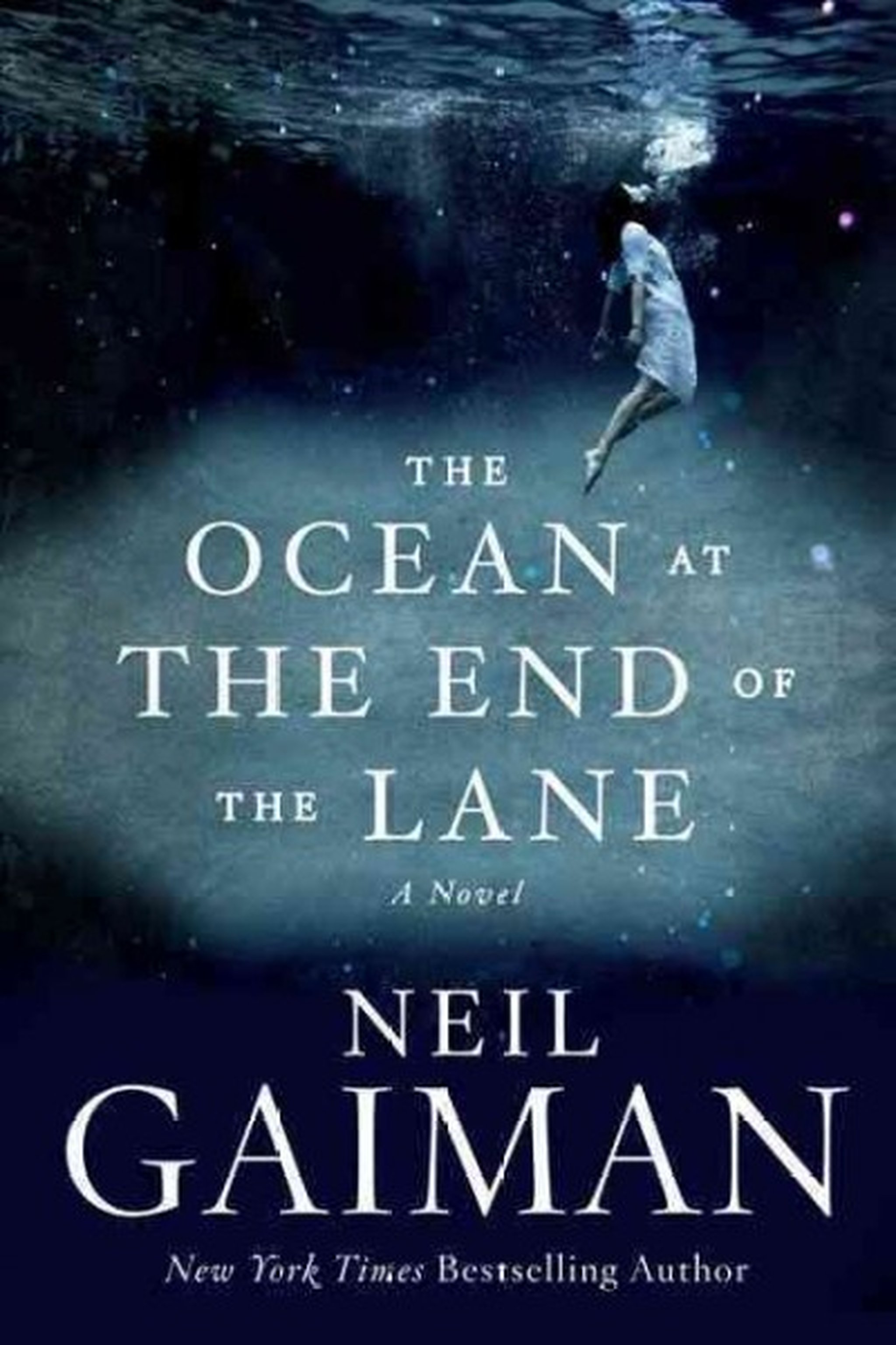 "Book Review: ""The Ocean at the End of the Lane"" -Neil Gaiman (2013)"